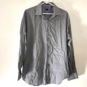 Paul Smith London Gingham Shirt 17 23